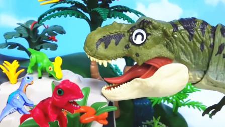 创意恐龙玩具世界评测