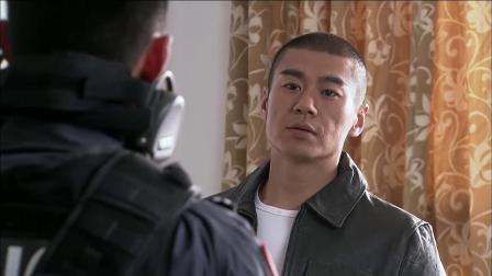 特警拿枪对着雷战:知道走错门的后果吗?你会死的很惨!太霸气了