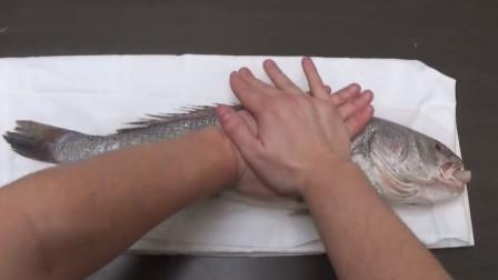 鱼也会被淹死?教你怎样科学的淹死一条鱼,涨知识了
