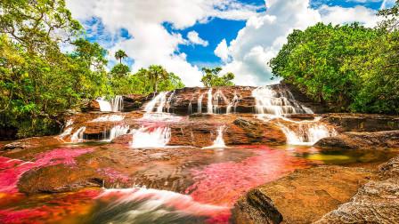 从天堂流出的河流,禁止游客化妆,就算喷香水也不可以!