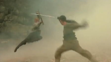 本以为是这把生了锈的剑是块废铁,不料是一把神器