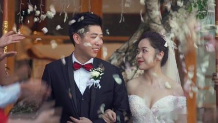 TS婚礼视频定制:Grace&Alan   巴厘岛婚礼电影