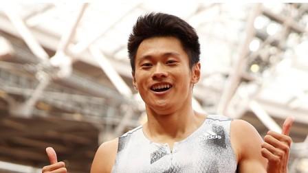 19秒88!谢震业200米突破20秒 破亚洲纪录夺冠