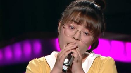 2019中国好声音:女孩开嗓的瞬间李荣浩就傻眼,是火星来的吗?