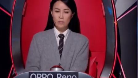 中国好声音:纪晓君演唱《偶然》真是不错啊!