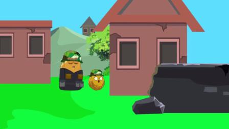 【植物大战僵尸】吃鸡系列---第十一集 平时怎么教育你