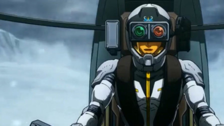 机动战士高达:雷霆宙域阿斯特拉高达首次出击,场面震撼
