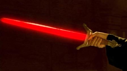 此人武功极高 一把赤剑在手 横扫天下武林 剑锋所指 所向披靡