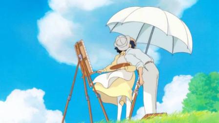当男神吴青峰的《起风了》遇上了宫崎骏爷爷的《起风了》画面简直太美了!?