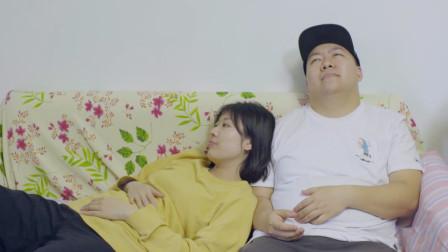 70万人都爱看她吃饭,胖了40斤后,男友却说更漂亮了