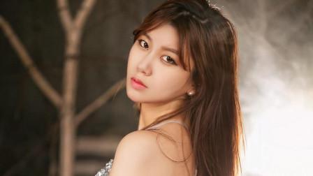 韩国模特照片