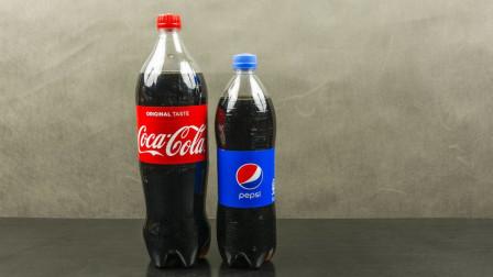 饮料塑料瓶的底部做成凹进去的目的是什么?看完明白商家套路