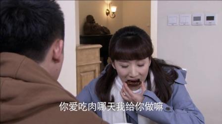 前夫做了可乐鸡翅,看起来都糊了,前妻却吃着开心:味道还不错