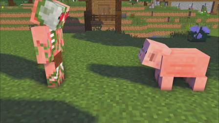 游戏真好玩《我的世界》猪猪好歹我也是你上辈子的情人