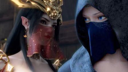 斗破苍穹:后宫女主之争,不是美杜莎和萧薰儿,而是不起眼的她!
