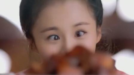 颤抖吧阿部:外星美女第一次看见红烧肉,直接眼睛都对眼了,这是多喜欢呀