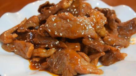 没想到比锅包肉还好吃的话梅肉,做法这么简单,长见识了