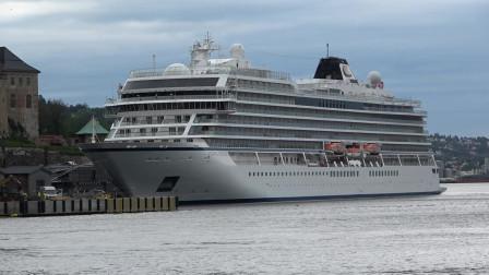 俄罗斯+北欧四国(十一)奥斯陆-市政厅-DFDS游船