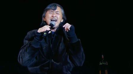 为纪念去世的黄家驹!林子祥献唱《海阔天空》,开口就震撼!