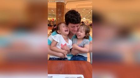 美拍视频: 爹地宝贝