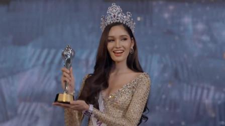 泰国变性人选美冠军出炉:27岁在校学生、身高1米8