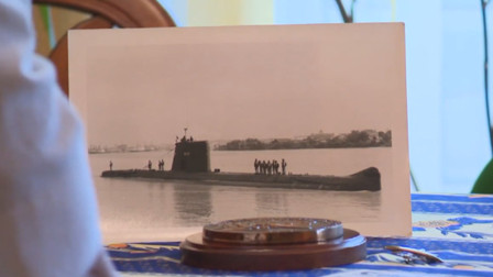 法国找到失踪半世纪的潜艇:亲人失联的52个家庭等待已久
