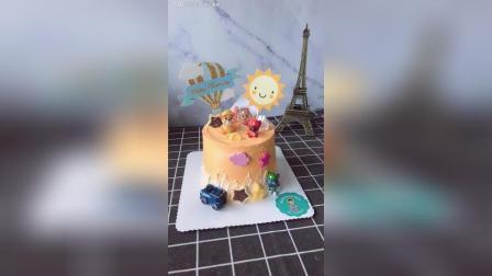 汪汪特工队, 小四寸蛋糕走一个, 祝小朋友生日快乐