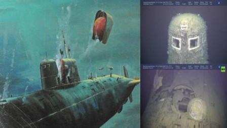 俄沉入海底核潜艇画面曝光,辐射超10万倍,两枚和鱼雷不翼而飞