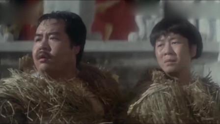 《追鬼七雄》精彩片段剪辑:男子学鸡叫,躲过了恶鬼!