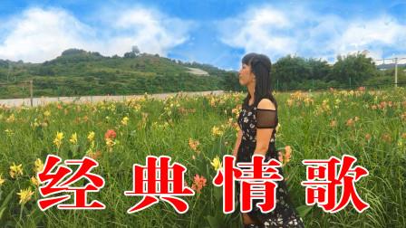 农村姑娘唱出一首DJ情歌,9个老公8个爱听,太美人了