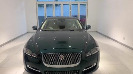 2019款捷豹XJL亮相,坐进车内的那一瞬间,我放弃了宝马7!