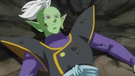 《龙珠》没有不死之身一拳他早死了,扎马斯真的难缠