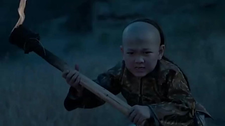 怀先救周莹,与饿狼斗争,小家伙不是一般的勇敢!