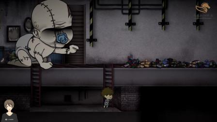 【INCUBO梦魇】招远BOY恐怖游戏系列实况第10期,遭遇恐怖奶奶