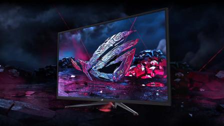 ROG Strix XG438Q显示器上市:43英寸4K 120Hz还有FreeSync2 HDR
