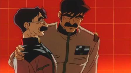 高达08小队:大佐是故意想引爆GM, 根本不在乎士兵的活