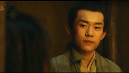 长安十二时辰:李必盯着阿枝的眼神也太温柔了,最后千玺雷佳音相视一笑有点甜!