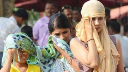 印度没有空调,在50度的高温天气下是如何度过的?看完大开眼界了
