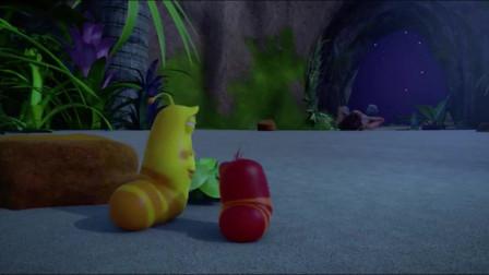 爆笑虫子:沙雕抱着女神镜打呼噜,被泥鳅举石砸头