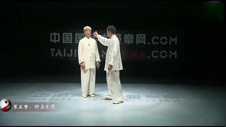 """""""野马分鬃""""应该怎么用?太极拳高手告诉你,不愧是大师啊!"""