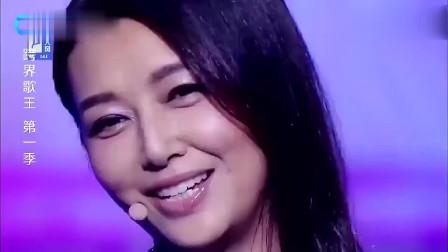 江珊演唱《我要你》,身穿旗袍登场,古典风太美了