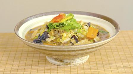 素食爱好者的福音河南大烩菜素版教程来了一碗不够吃