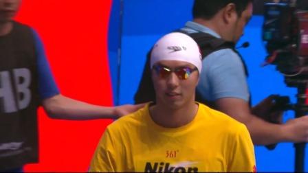男子50米蛙泳半决赛-亚洲之光!闫子贝再次刷新亚洲纪录,成功挺进50米蛙泳决赛 2019 FINA游泳世锦赛 81