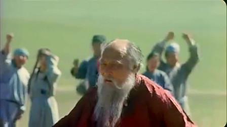 一部内蒙古科尔沁草原上摄制的国产电影,策马奔腾的画面令人向往