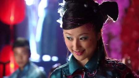 美人跳舞登场成为全场焦点,她却不给八王爷面子,直盯盯着帅哥!