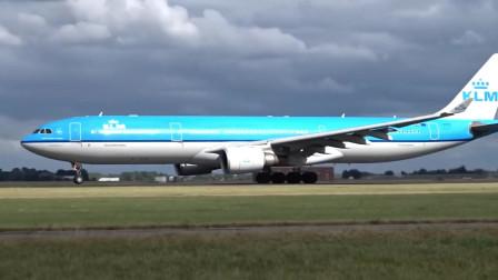 实拍空中客车A330-303起飞,有没有坐过?