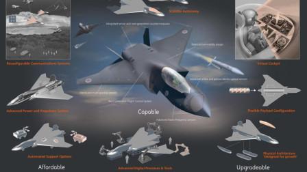 英国积极拉拢军备技术强国,准备一举搞定未来六代机计划?