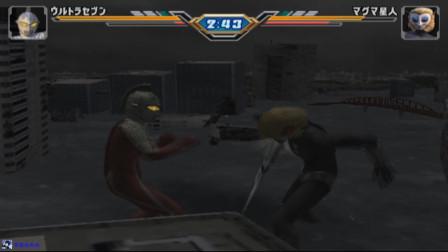 奥特曼格斗进化3:黑暗中的战斗!