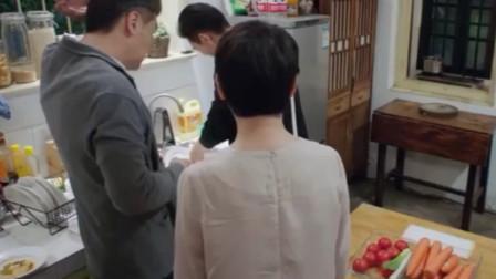 韩商言拜见佟年妈妈,抢着干活洗碗,丈母娘看女婿越看越喜欢