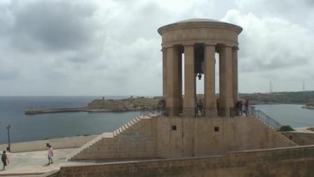 马耳他瓦莱塔旅游风光,马耳他的首都和最大的海港
